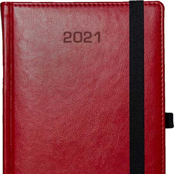 Kalendarze książkowe A5 2021