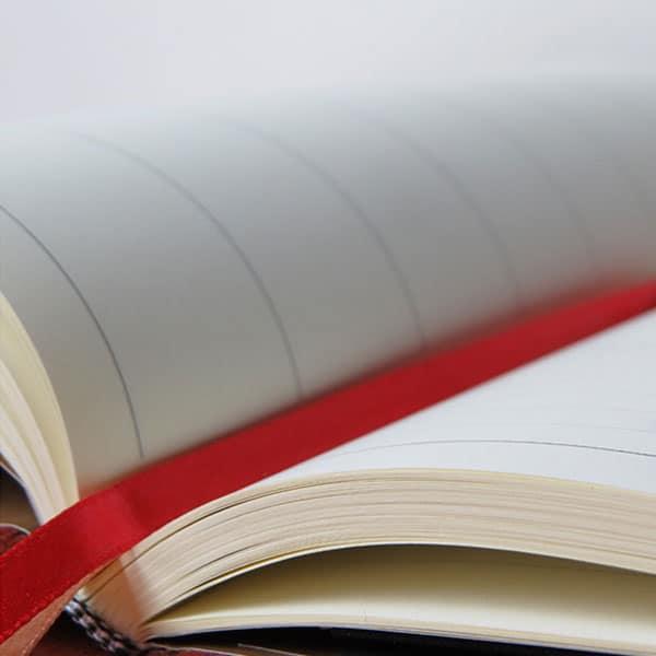 bloki kalendarzy książkowych